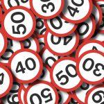 Erhöhtes Bußgeld bei Missachtung mehrerer Geschwindigkeitsbeschränkungen